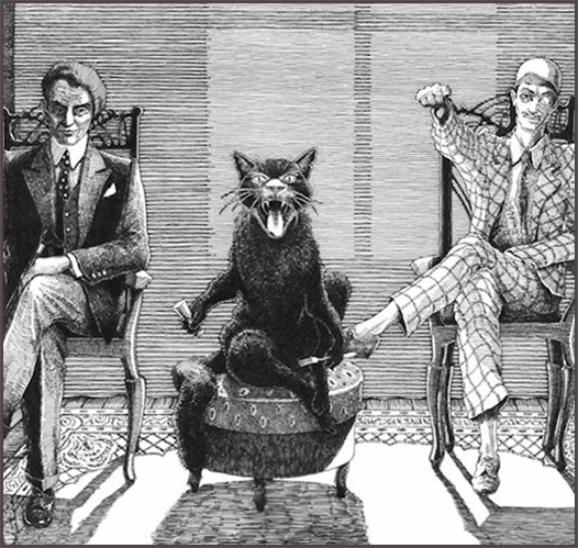 Elementi demonizma u Majstoru i Margariti