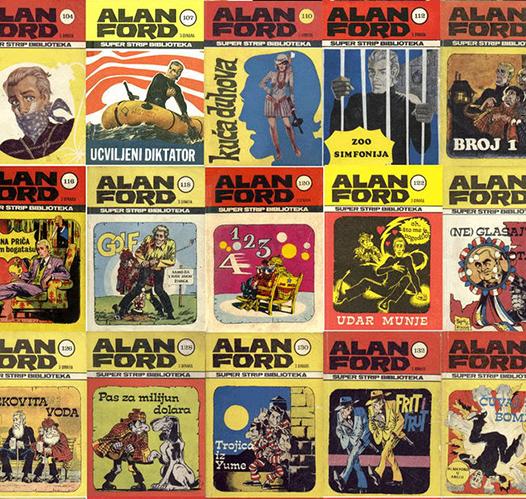 Najbolji citati iz stripa Alan Ford