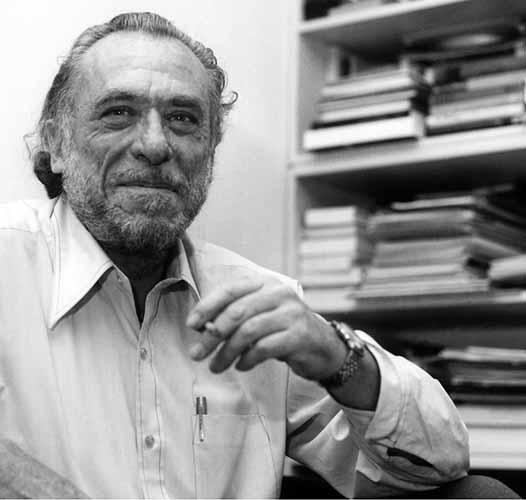 Чарлс Буковски: Писање је лако, живот је некада много тежи