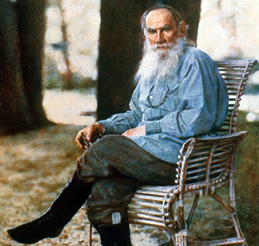 Tolstoj kakvog nismo poznavali
