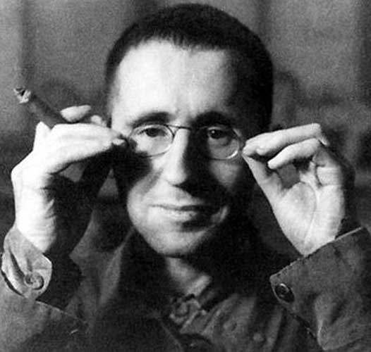Bertolt Breht: Pet teškoća u pisanju istine