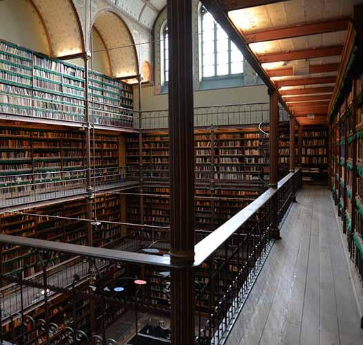 """Порекло речи """"библиотека"""""""