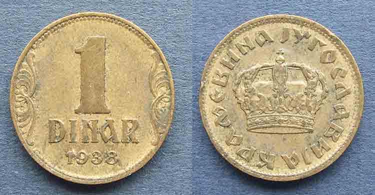 dinar-1938
