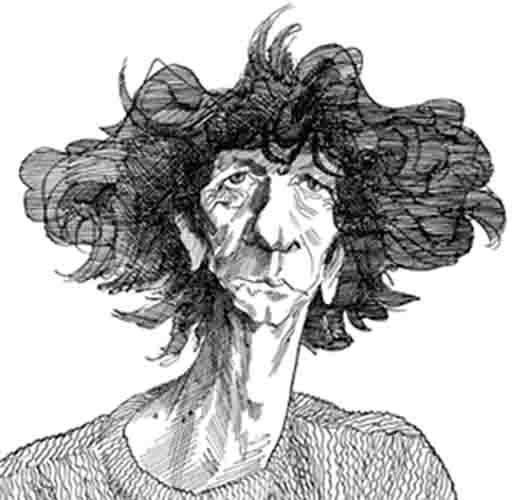 Портрети писаца кроз цртеж и карикатуру