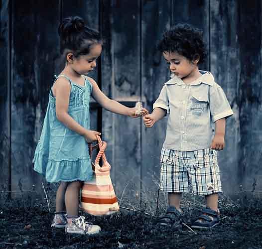 Kako deca objašnjavaju šta je to ljubav