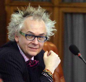 Beograd, 28. februara 2014 - Ministar kulture i informisanja Ivan Tasovac na danasnjoj sednici Vlade Srbije. FOTO TANJUG / SAVA RADOVANOVIC / tj