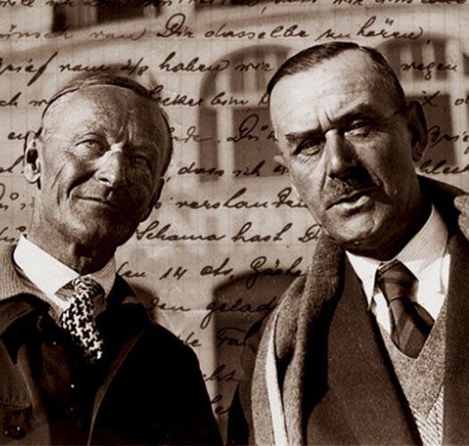 Преписка: Томас Ман и Херман Хесе