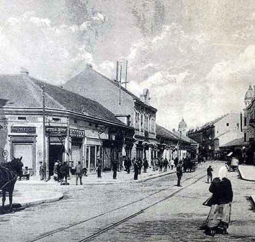 Иво Андрић: Какав је био живот у Београду око 1920.