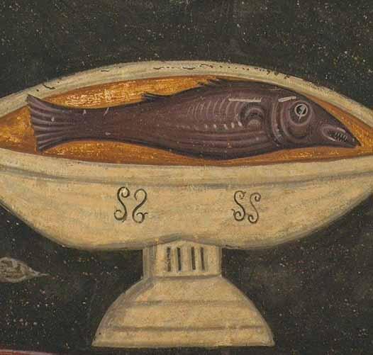 Шта се јело у средњовековној Србији (намирнице, технике кувања, трпеза)