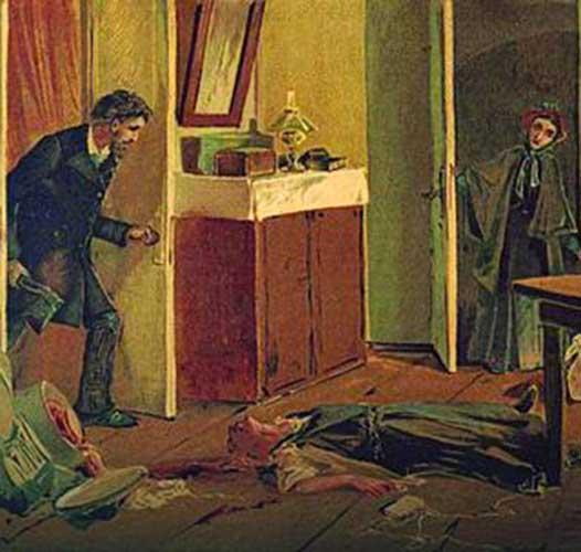 Zločin i kazna: 150 godina otkad je student ubio babu