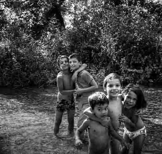 Najsrećniji trenuci detinjstva (30 fotografija)