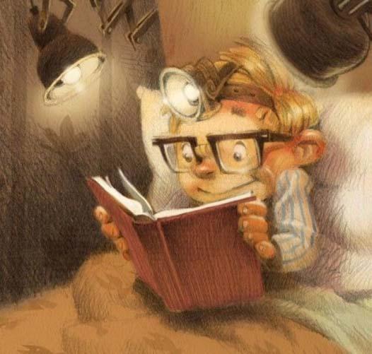 Како да ваше дете заволи књигу и стекне читалачке навике