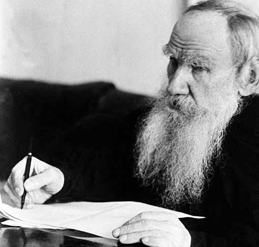 Српски чланак Лава Толстоја