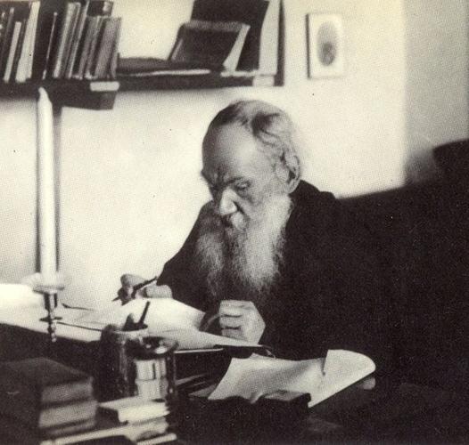 Толстој: Ако видите Достојевског, реците му да га волим
